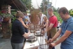 Workshop volwassenen in Tuinen van Appelten